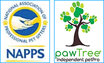 NAPPS and pawTree Logo